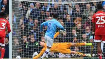 FA Cup: Manchester City fertigt dezimierten FC Fulham im Pokal ab