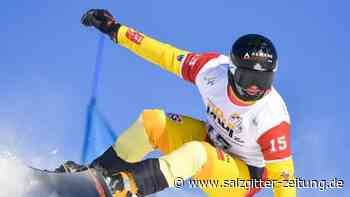 Weltcup in Italien: Deutsche Parallel-Snowboarder holen Sieg in Mixed-Staffel