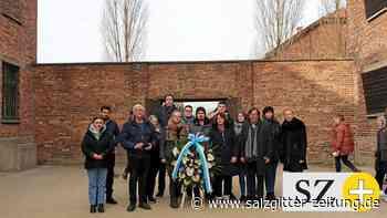Salzgitteranerin bei Gedenkveranstaltung in Auschwitz