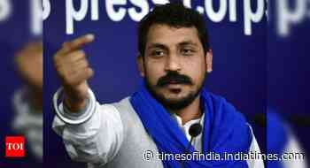 Hyderabad police detain Bhim Army chief Chandrashekhar Azad
