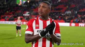 Sources: PSV's Bergwijn to sign for Tottenham