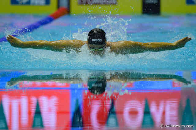 Daiya Seto Continues Best Time Siege With 51.89 100 Fly