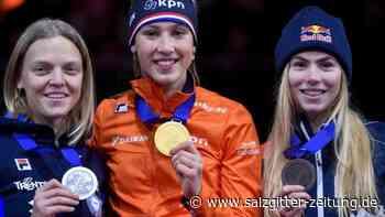 Shorttrack: Anna Seidel zurück in der Spitze: Dritte EM-Medaille