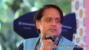 BJP has brought Jinnah's logic of giving citizenship on basis of religion: Tharoor on CAA