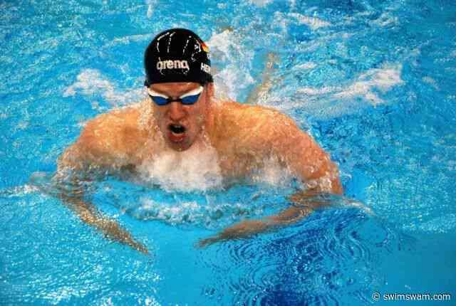Philip Heintz knackt Olympianorm bei Euro Meet Luxemburg
