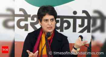 Anti-CAA protests: Priyanka Gandhi to move NHRC against UP govt over police action
