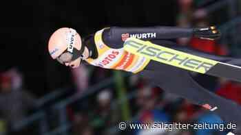 Weltcup in Zakopane: Skisprung-Glanz auf der Hochburg: Geiger mit Gelb nach Japan