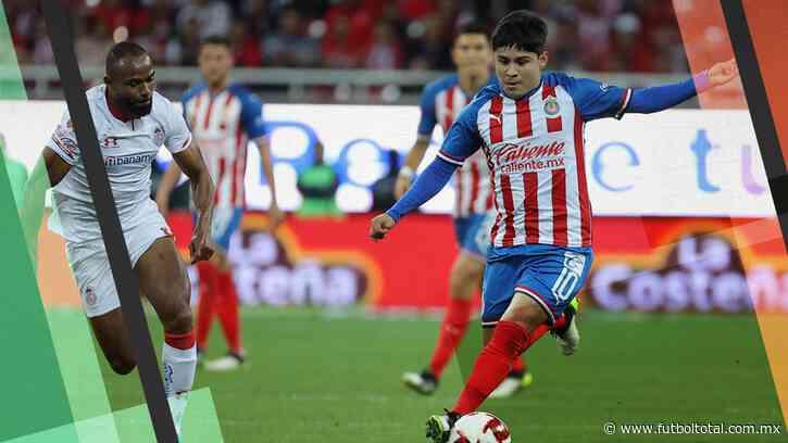 Chofis López resurge y Chivas intentaba cederlo