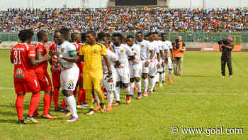 Asante Kotoko sting Hearts of Oak in Ghana Premier League derby