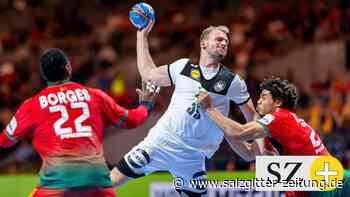 Handball-EM: Deutsche Handballer: Dran an der Weltspitze, nicht drin