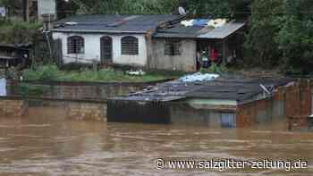 Notstand ausgerufen: Mindestens 37 Tote bei Überschwemmungen in Brasilien