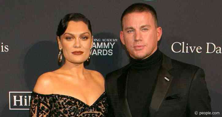 Jessie J and Channing Tatum Continue Their Love Fest at Pre-Grammys Gala After Rekindled Romance