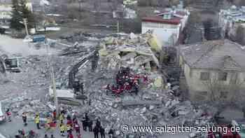 Weitere Leichen geborgen: Erdbeben in der Türkei: Zahl der Toten steigt auf 38