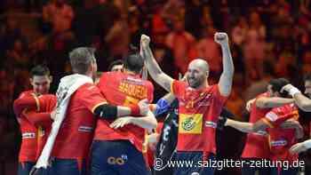 Handball-EM: Spanien ist Europameister – Ex-HSVer weint beim Trostpreis