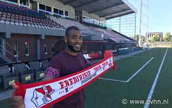 Arias belangrijk voor FC Emmen tegen Vitesse in Arnhem: 'Ik heb mezelf laten zien vandaag'