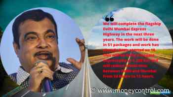 Three expressways/green corridors to be completed in 3 years; 22 to be built at Rs 3 lakh cr: Nitin Gadkari