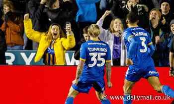 Shrewsbury 2-2 Liverpool: Cummings brace earns Anfield replay
