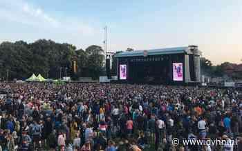 Geen Peerdespul, maar Hullabaloo Festival op de Drafbaan met Groningens Ontzet