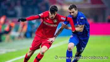 Bundesliga: Druck auf Funkel und Fortuna wächst: Pleite in Leverkusen