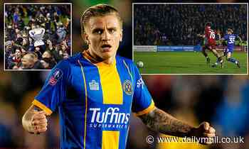 Shrewsbury 2-2 Liverpool: Cummings brace earns Anfield replay for League One side