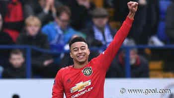Lingard relief as he ends 366-day wait for Man Utd goal