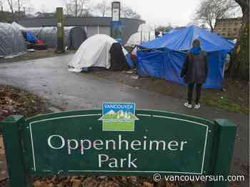 Vancouver park board expected to announce Oppenheimer Park 'decampment' partner soon