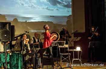 Musizierende Irland-Fans aus Würzburg in Coburg gefeiert