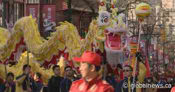 Thousands turn out for Vancouver Lunar New Year parade despite coronavirus concerns