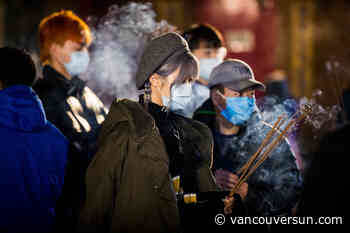 Coronavirus concerns put damper on Metro Vancouver Lunar New Year celebrations