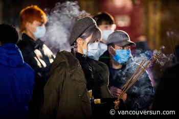 Coronavirus concerns put damper on Metro Vancouver Lunar New Year celebrations