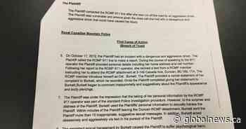 Civil lawsuits pile up against former Kelowna Mountie