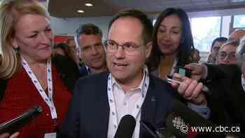 Drummondville mayor officially launches bid for PLQ leadership