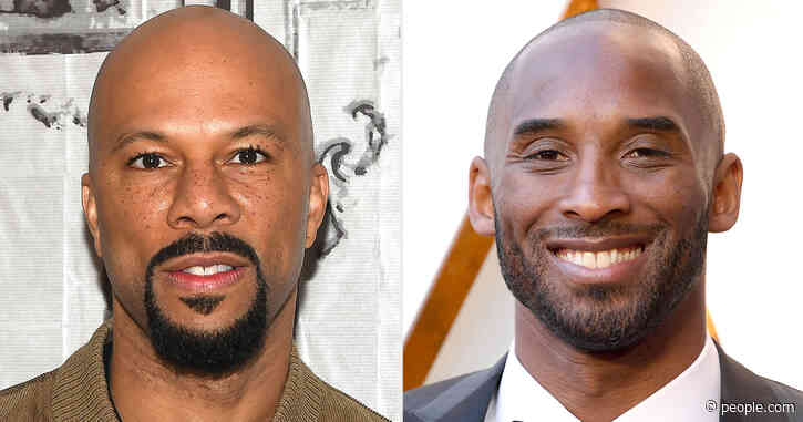 Common Remembers Kobe Bryant at 2020 Grammys, Sends Love to His Family: 'God Bless His Soul'