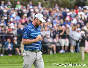 Marc Leishman outshines the stars, wins with a closing 65 at Torrey Pines