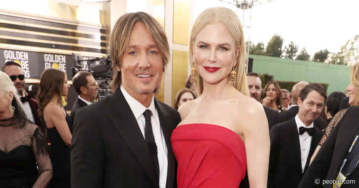 Keith Urban Says He's Heading Home 'ASAP' from Grammys to Tend to Nicole Kidman, Who Has the Flu