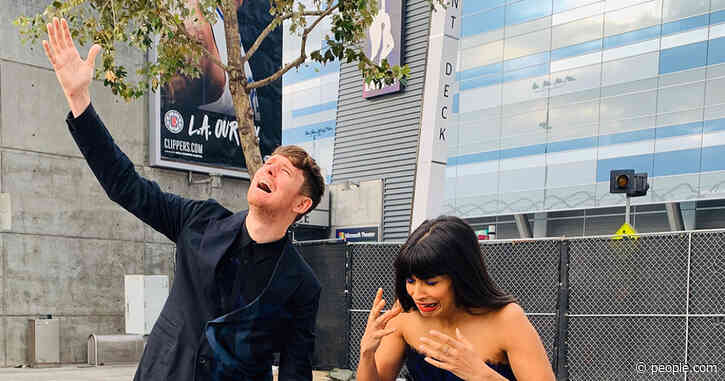 James Blake and Jameela Jamil Go Hilariously Overboard Over Grammys Loss: 'You Are Always My Winner'