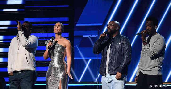 Alicia Keys Opens 2020 Grammys with Kobe Bryant Tribute: He 'Would Want Us to Keep the Vibrations High'