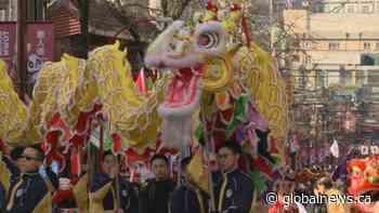 Lunar New Year celebrations continue under coronavirus scare