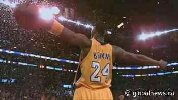 NBA legend Kobe Bryant killed in helicopter crash near Los Angeles