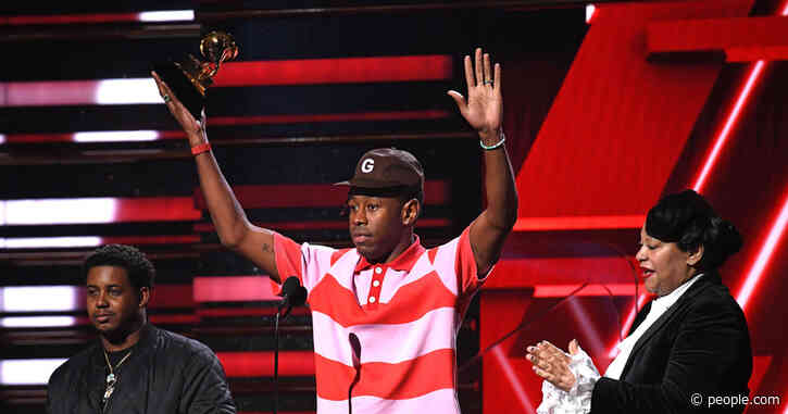 Tyler the Creator Says He 'Never Fully Felt Accepted in Rap' After 2020 Grammy Awards Win