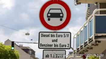 Beschränkungen missachtet: Tausende Bußgelder wegen Diesel-Fahrverboten verhängt