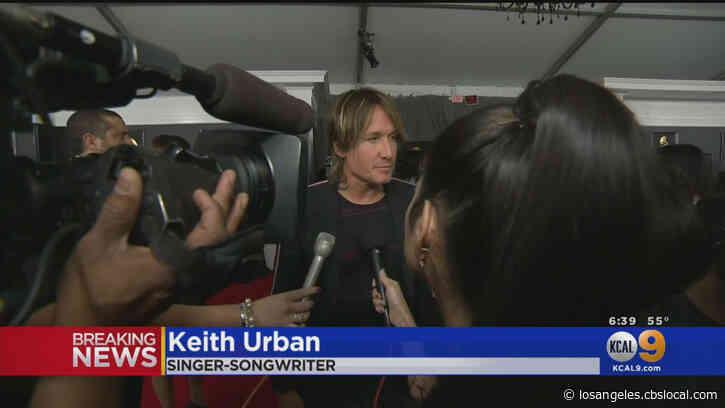 Music Stars Remember Kobe Bryant On The Grammys Red Carpet