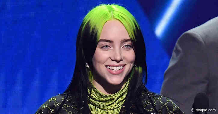 Billie Eilish Wins Song of the Year at Grammys 2020: 'I Never Thought This Would Ever Happen'