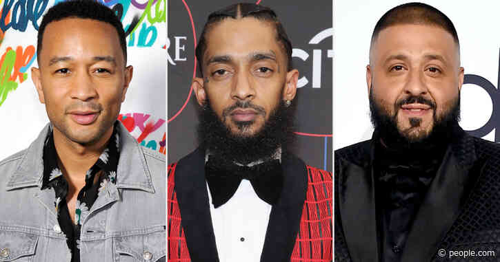Nipsey Hussle Honored by John Legend, DJ Khaled, Meek Mill and More During 2020 Grammys Tribute