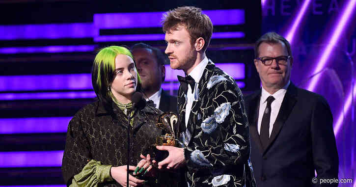 Billie Eilish Wins Album of the Year at Grammys 2020: 'Can I Just Say Ariana Deserves This?'