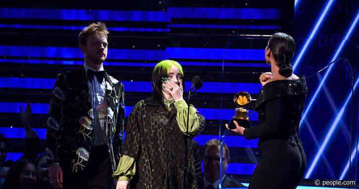 Billie Eilish Wins Record of the Year at Grammys as She Becomes Youngest Artist to Sweep Top 4