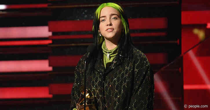 Billie Eilish Wins Best New Artist at the 2020 Grammy Awards: 'This Is So Crazy'