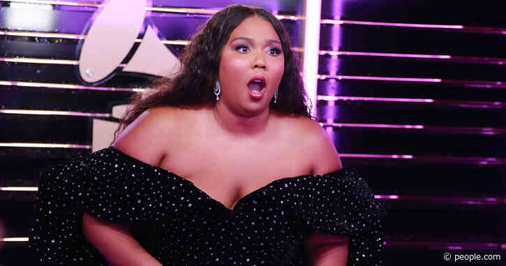 A Lizzo Photobomb, Celeb Couple Moments & Tears: Everything You Didn't See at the 2020 Grammy Awards