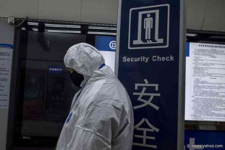 China extends holiday to buy time as virus keeps spreading