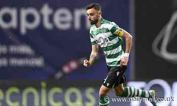 Manchester Utd 'have still not met Sporting Lisbon's valuation of Bruno Fernandes'